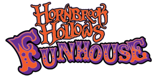 Hornbrook Hollows Funhouse Logo